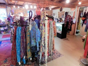 Natural Fiber Clothing at Shenandoah Moon