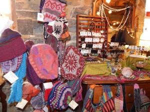We are proud to support our local artisans